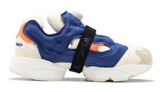 Find out the release date and details for the groundbreaking Adidas x Reebok Instapump Fury Boost sneaker collaboration. Reebok Instapump, Instapump Fury, Adidas Boost Technology, Hypebeast, Baskets, Handsome Male Models, Sneaker Bar, Dress With Sneakers, Foot Locker