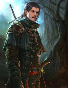 Male Elf Rogue Displaying (19) Gallery Images For Dandd