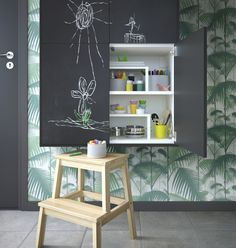 METOD/UDDEVALLA keuken | IKEA IKEAnl IKEAnederland nieuw inspiratie wooninspiratie interieur wooninterieur kast kasten opberger opbergen opbergmeubel meubel meubels kruk BEKVÄM krukje eetkamer kamer opbergen opberger opbergmeubel