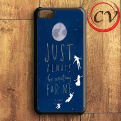 Peterpan Blue Sky iPhone 5C Case