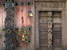 Swahili Doors. Please like http://www.facebook.com/RagDollMagazine and follow @RagDollMagBlog @priscillacita