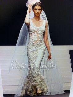 Atelier Anna Guerrini abito da sposa sirena