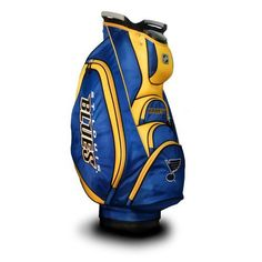 Team Golf St. Louis Blues Victory Cart Golf Bag - Golf Equipment, Collegiate Golf Products at Academy Sports