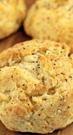 Best Recipe Black Pepper Drop Biscuits Recipe on Pinterest