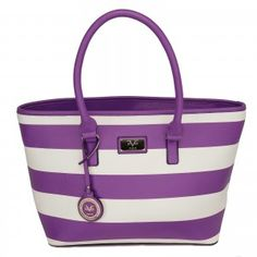 It s hard to beat vividly playful purple stripes combined with luxurious  19V69 style. Versace Bag d1b22766ab0ed
