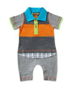 Kartoons Kid's Colorblock Polo Romper, http://www.myhabit.com/redirect/ref=qd_sw_dp_pi_li?url=http%3A%2F%2Fwww.myhabit.com%2Fdp%2FB00SUKTUW6%3F