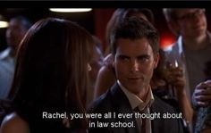 What I wish law school was like...