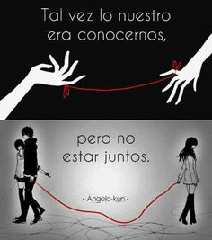 Hay amores que duran para siempre. Aunque no esten juntos. :( que sad Sad Anime, Anime Love, Sad Love, Love You, Sad Quotes, Love Quotes, Amazing Quotes, Ex Amor, Anime Triste