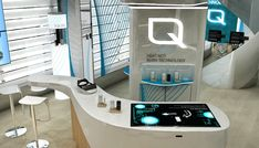 IQOS Flagship Store, Chiado - Lisboa   Philip Morris on Behance Office Interior Design, Office Interiors, Camera Store, Everything Changes, Graphic Design Services, Keep It Cleaner, Bathtub, Behance, Concept Stores