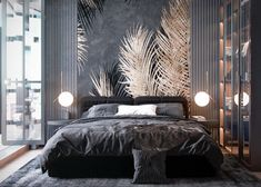 Bedroom False Ceiling Design, Room Design Bedroom, Home Room Design, Bedroom Layouts, Home Decor Bedroom, Master Bedroom, Elegant Bedroom Design, Modern Luxury Bedroom, Luxury Bedroom Design
