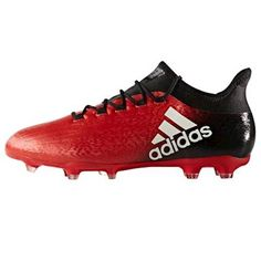 adidas x 16.2 red limit pack fg football boots red