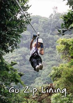 Zip Line Costa Rica - one of my favorite places to visit! Oh The Places You'll Go, Places To Travel, Places To Visit, Wild Life, Radical Sports, The Ventures, Equador, Bahamas, Just Dream