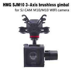 66.43$  Watch here - http://ali9k9.worldwells.pw/go.php?t=32703894359 - F18264 HMG SJM10 3-Axle Brushless Gimbal with AV Output for SJCAM M10 SJM10 WIFI Camera DIY FPV RC Quadcopter Drone 66.43$