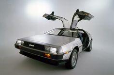 DeLorean Motor Company to Build DMC-12 Replicas by 2017