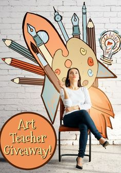 Awesome Giveaway for Art Teachers - 2 $50 gift cards to blick, art teachers resources! Enter by October 9!