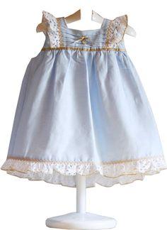 Vestido Bebé Cielo - demelocoton.com