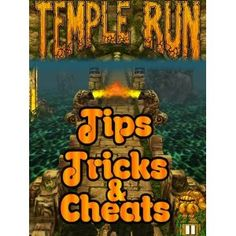 Temple Run: Tips, Tricks and Cheats (New World Gaming Guides) (Kindle Edition)