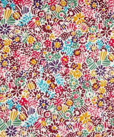 Clarricoates A Tana Lawn, Liberty Art Fabrics