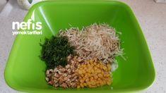 Cevizli Mısırlı Kereviz Salatası