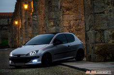 Car Tuning, Pug Life, Peugeot 206, Cars And Motorcycles, Dream Cars, Volkswagen, Automobile, Wheels, Dreams