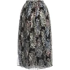 Marco de Vincenzo Tulle Accordion Skirt ($2,820) ❤ liked on Polyvore featuring skirts, accordion pleated skirt, accordion skirt, tulle midi skirt, marco de vincenzo and high waisted skirts