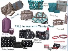 New Thirty-One Catalog - Fall 2013 Thirty One Totes, Thirty One Fall, Thirty One Gifts, Thirty One Consultant, 31 Gifts, 31 Bags, New Catalogue, New Item, 3 In One