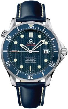 """Omega Men's 2920.80.91 Seamaster 300M Chrono Diver """"James Bond"""" Watch 