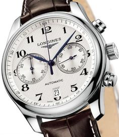 Family run watch store executive Mohammed Faaiz lists his five favourite Longines watches