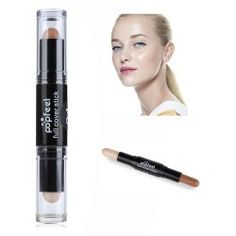 Double Head Natural Full Cover Long Lasting Smooth Concealer
