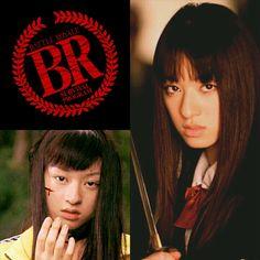 "KILL BILL Quentin Tarantino is a fan of japanese movie ""Battle Royale"" He loved Chiaki Kuruyama's performance and cast her as Gogo Yubari"