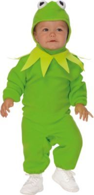 Toddler Boys Kermit the Frog Costume - The Muppets