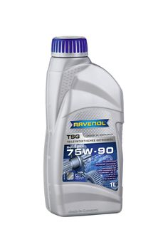 RAVENOL TSG SAE 75W-90 is a semi synthetic multigrade transmission oil for modern highly-loaded manual transmissions. Used as a budget racing transmission oil by many clubmen.