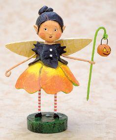 Look at this #zulilyfind! Ember Goblinglow Fairy Figurine #zulilyfinds