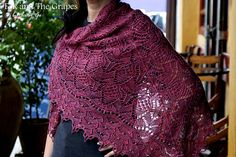 Ravelry: Fox and The Grapes pattern by Lily Go