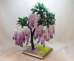 Brushes Bead wisteria. Comments: LiveInternet - Russian Service Online Diaries