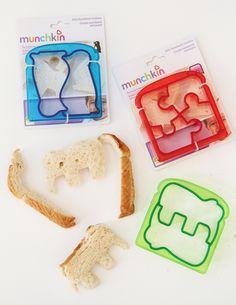 munchkin3 sandwich cutters