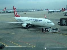 İstanbul, İstanbul konumunda Atatürk Airport Dışhatlar A-B Entrance