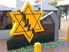 Monument te Winschoten waar vóór WOII een grote Joodse gemeenschap woonde en werkte. http://jakobjava.blogspot.nl/2013/04/het-foute-herdenken-op-4-mei.html