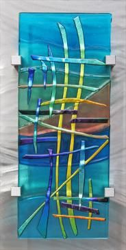 Fused Glass Wall Art by Frank Thompson  sc 1 st  Pinterest & Fused Glass Wall Art by Frank Thompson