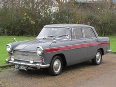 1960 Austin A60 Cambridge Maintenance of old vehicles: the material for new cogs/casters/gears/pads could be cast polyamide which I (Cast polyamide) can produce