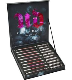 Urban Decay The Stockpile Lip Vault Coming Soon