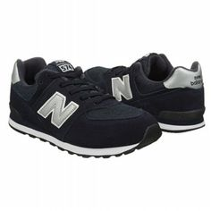 #New Balance              #Kids Boys                #Balance #Kids' #Shoes #(Navy/Silver)               New Balance Kids' The 574 Grd Shoes (Navy/Silver)                             http://www.snaproduct.com/product.aspx?PID=5892146