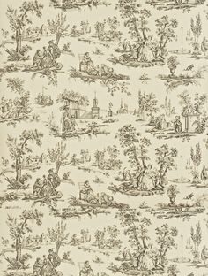 Courting Toile