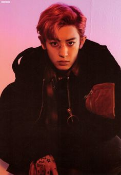 #Chanyeol #EXO #Lotto Chn ver.