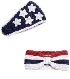 Americana & Patriotic Headbands by Mad Style Headbands, Mad, Fashion Accessories, Blue, Style, Head Bands, Stylus