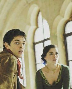 Morgana Classy ! & Merlin !