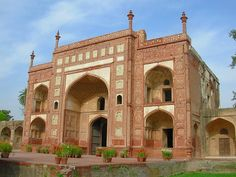 Tomb of Jahangir-- Shahdara, Lahore, Pakistan