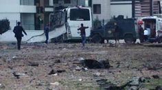 Explosion in Kurdenmetropole: Vier Tote bei Bombenanschlag in Diyarbakir