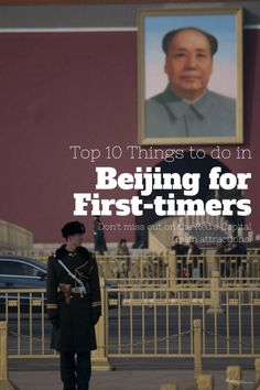 10 Things to do in Beijing: Tienanmen Square