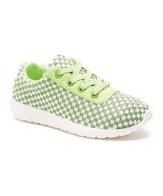 Lime Sneaker